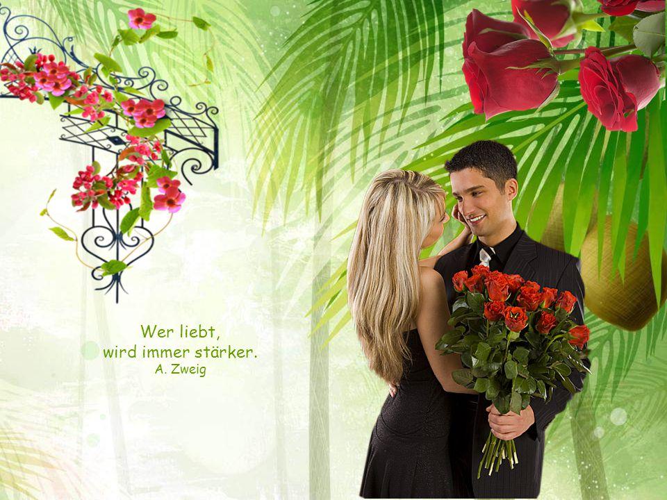 Der Flirt ist die Kunst, einer Frau in die Arme zu sinken, ohne ihr in die Hände zu fallen.