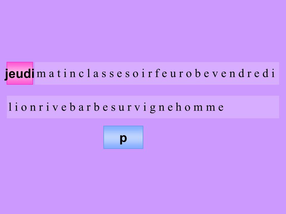 3 j e u d i m a t i n c l a s s e s o i r f e u r o b e v e n d r e d i l i o n r i v e b a r b e s u r v i g n e h o m m e