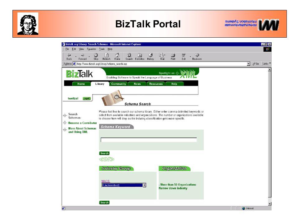 BizTalk Portal