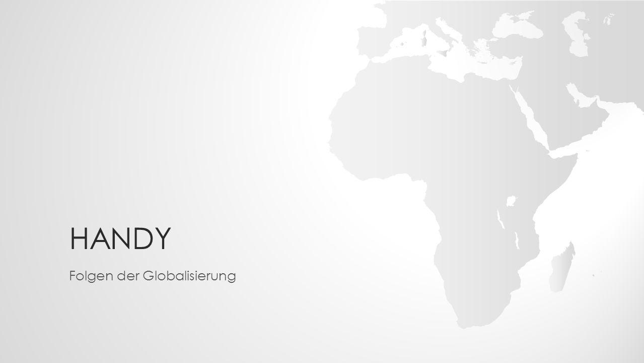 """GLIEDERUNG Produktion Rohstoffe Einhergehende Konflikte Verarbeitung und Zusammensetzung Skandale Entsorgung Steigender Handykonsum Giftige Inhaltsstoffe Gefahren bei der Entsorgung Recylcling Fairtrade """"makeIt Fair -Initiative Konzept: Fairphone"""