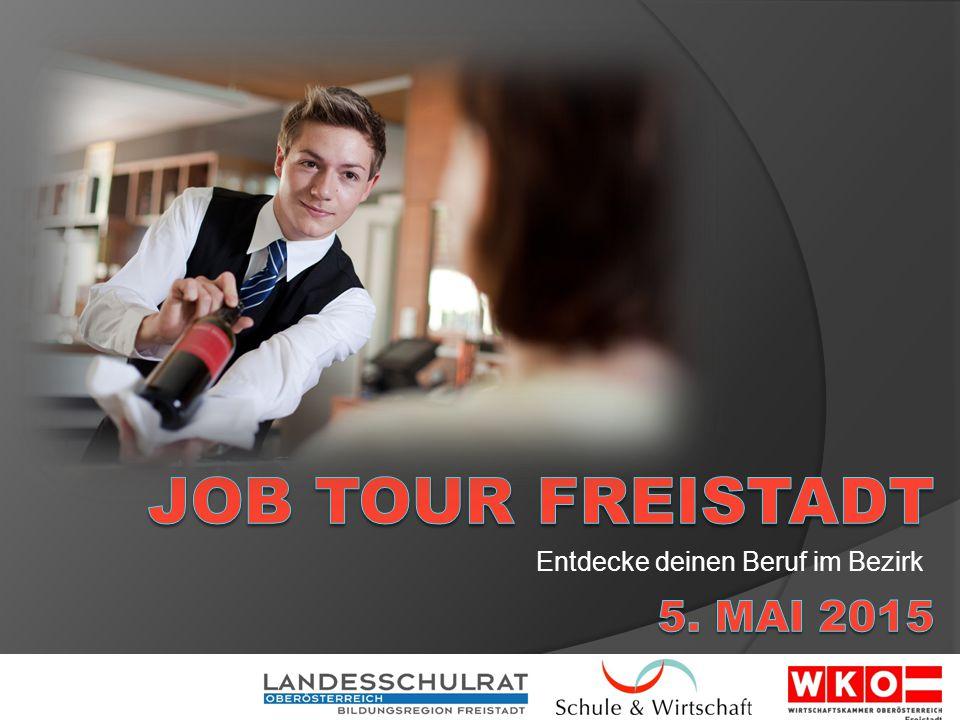 Info: WKO Freistadt, Kathrin Wagner, T 05-90909-5204, M freistadt@wkooe.at HOME Übersicht Die Job Tour Freistadt ist ein Projekt des Forums Schule & Wirtschaft Freistadt.