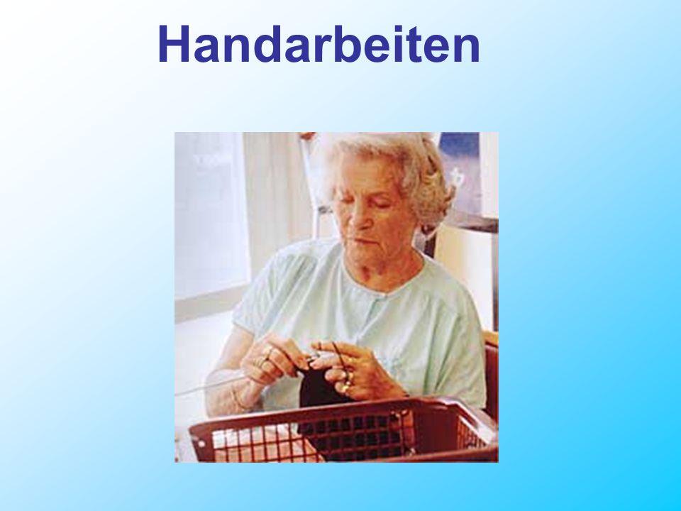 Handarbeiten