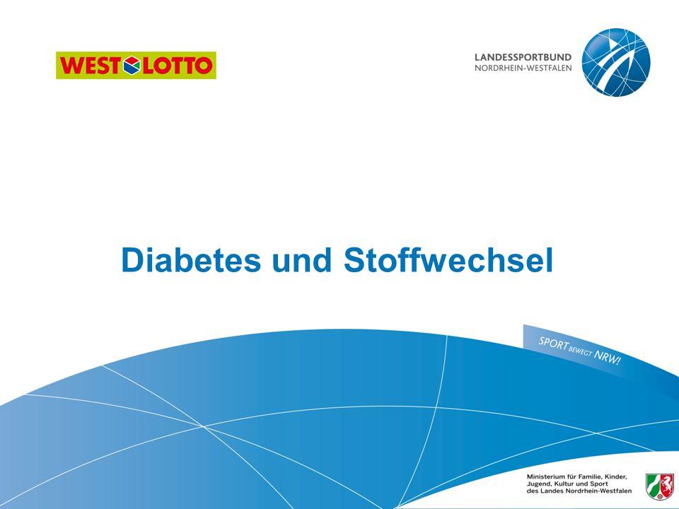 1 | Thema der Präsentation, Duisburg 26.10.2009 Diabetes und Stoffwechsel