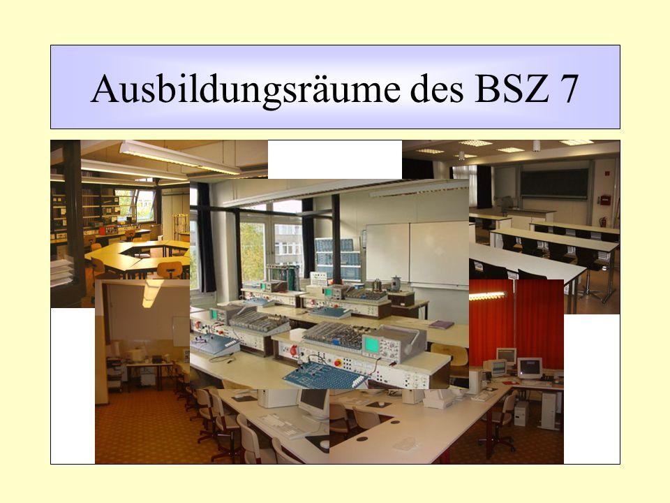 Daten des BSZ 7 Stammschule - Eutritzsch Schulleiter: Hr. Dieter Menzzer stellv. Schulleiter: Hr. Wolfgang Telling Fachleiter:Hr. Jürgen Schmiedel Hr.