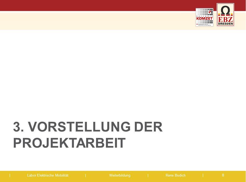 | Labor Elektrische Mobilität |Weiterbildung | Rene Budich | 3.
