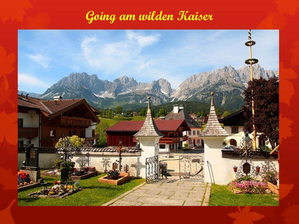 Going am wilden Kaiser