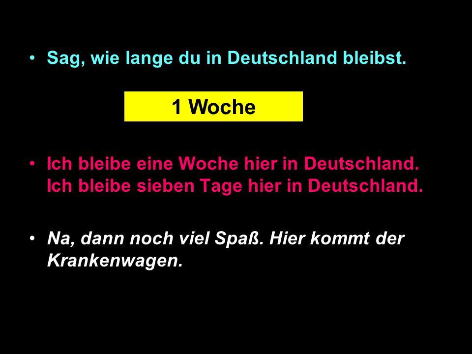 Du bist kein Deutscher/keine Deutsche. ! Ich komme aus Großbritannien. Ich bin Engländer/in Das ist ja interessant. Woher kommst du?