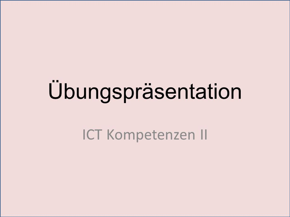 Inhaltsverzeichnis i)ABC der Präsentationen Aufbau Blickkontakt Copyrights Design Effekte Folien i)ABC der Präsentationen ii)Animierte Bilder in Präsentation iii)Youtube – Video iv)Hyperlinks