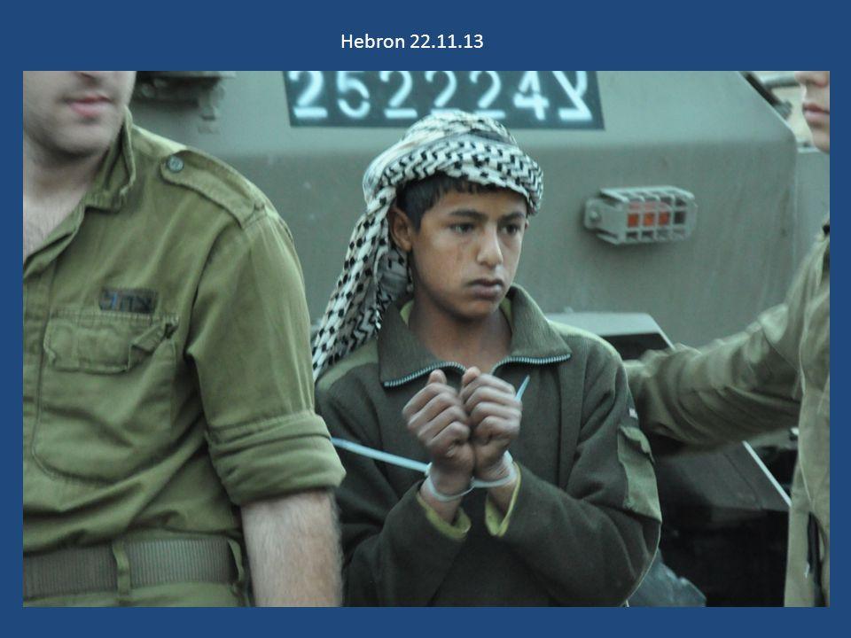 Hebron 22.11.13