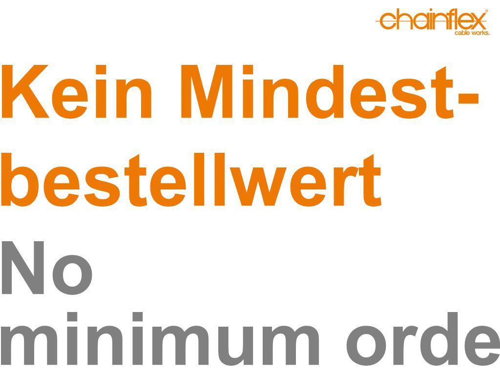 Kein Mindest- bestellwert No minimum order