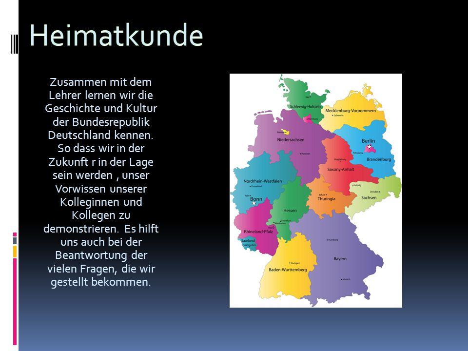 Politik Während des Schuljahres wird uns die politische Situation in Polen und Deutschland erklärt.