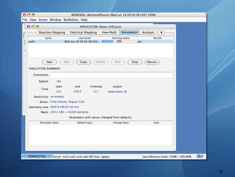 Softwarewerkzeuge WS 14/15 – V12 Simulationen: remote 36