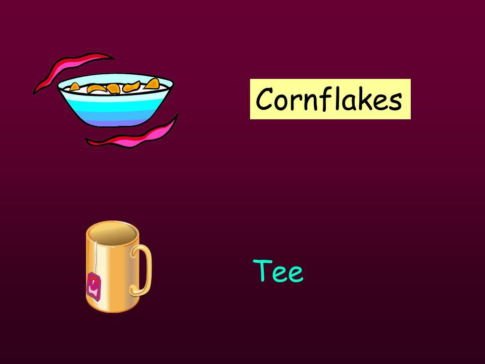 Tee Cornflakes