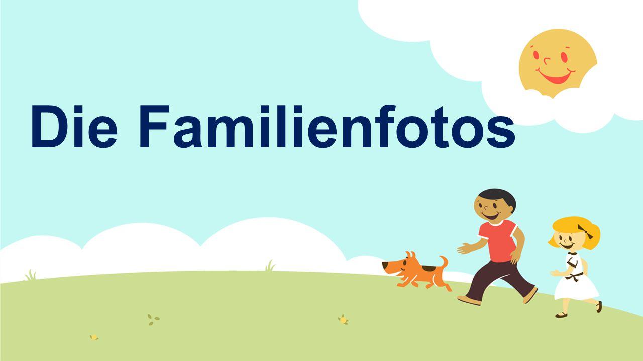Die Familienfotos