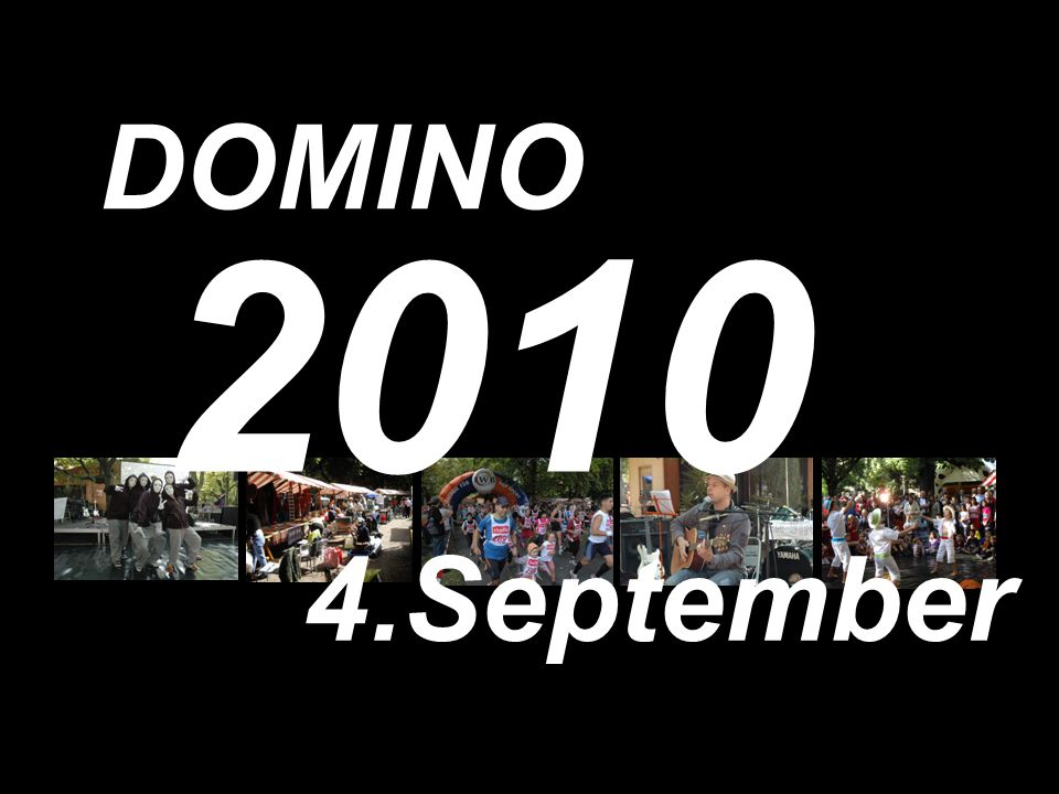 DOMINO 4.September 2010