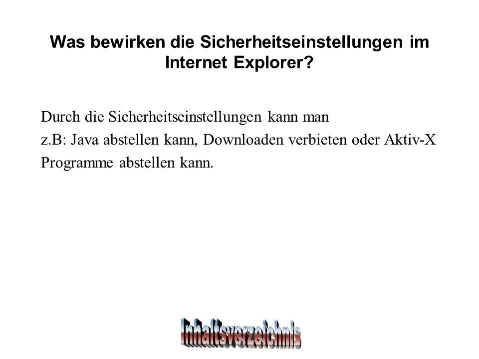 Welche Informationen sind für die Kommunikation im Internet wesentlich.