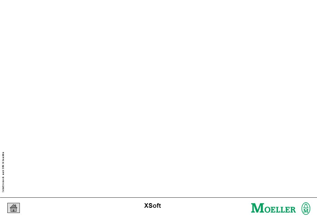 Schutzvermerk nach DIN 34 beachten 22/04/15 Seite 4 XSoft