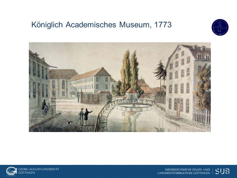 """SUB Göttingen: Alte Drucke, Handschriften und seltene Drucke, Universitätsarchiv """"Rennthiertungusin in Sommerkleidung , aquarellierter Kupferstich."""