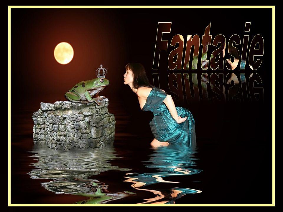 Fantasie ist wie ein schöner Traum….
