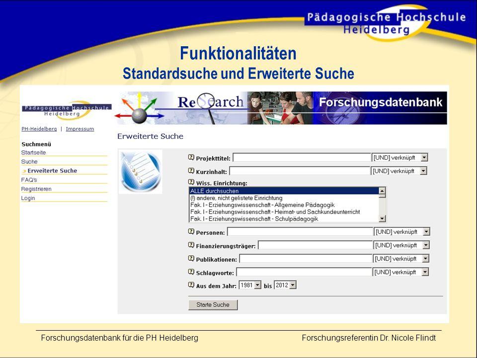 Was bietet die FDB der PH Heidelberg.