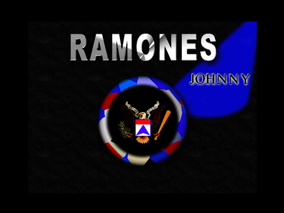 Die Jungs 1974 gründeten 4 New Yorker Jungs Die Ramones.