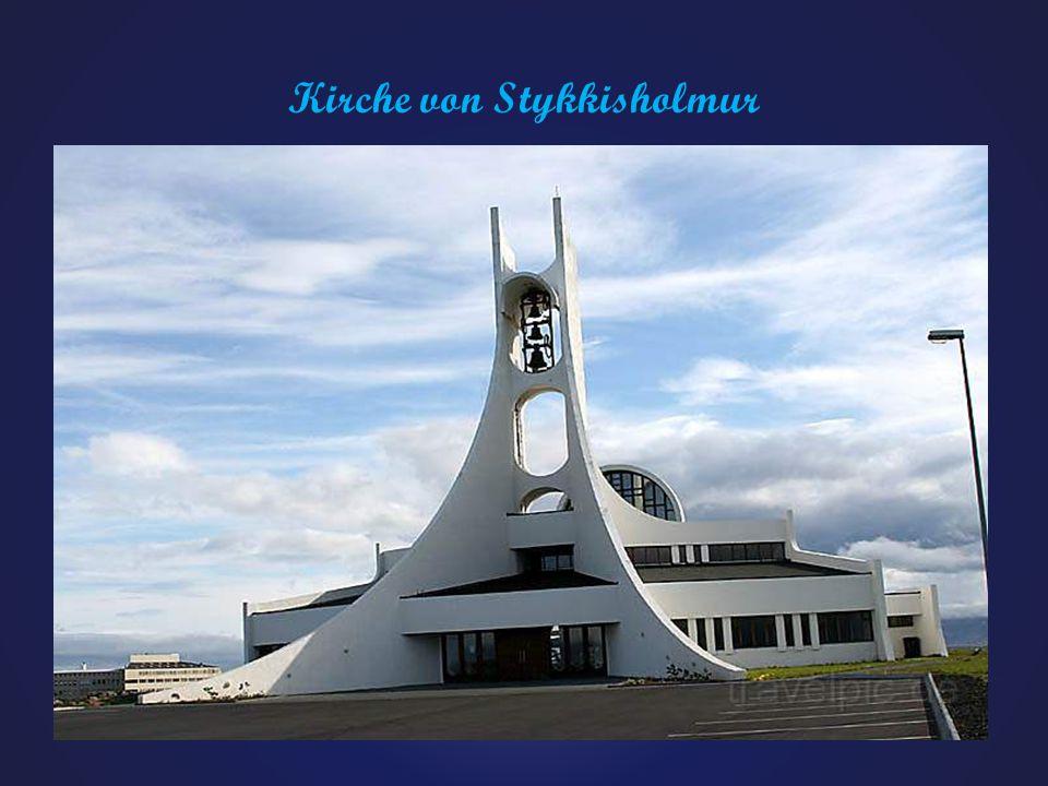 Kirche von Olavsvik