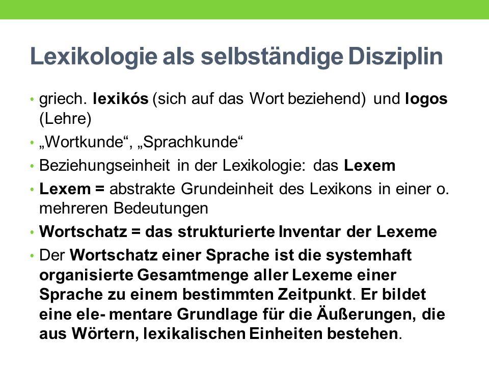 Der deutsche Wortschatz Auf der Welt: etwa 5000 (?) Sprachen, die Hälfte: weniger als 10 000 Sprecher Die einzelnen Wortschätze der Sprachen: nur Einschätzungen.