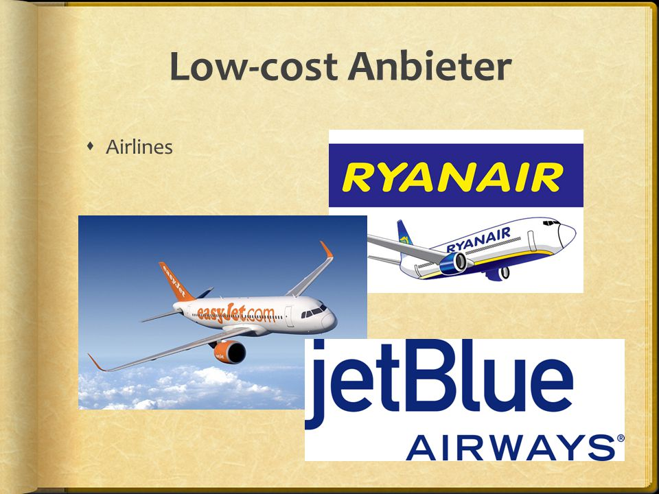 Low-cost Anbieter  Hotels