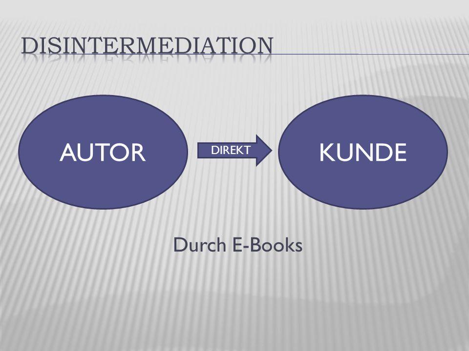 Durch E-Books AUTORKUNDE DIREKT