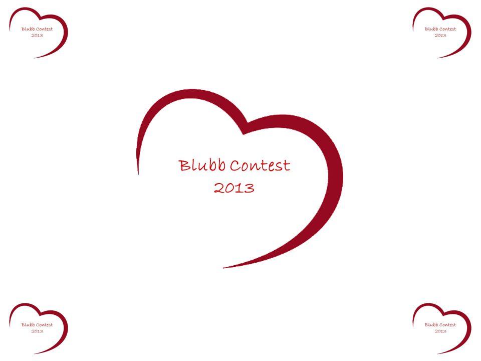 Blubb Contest 2013