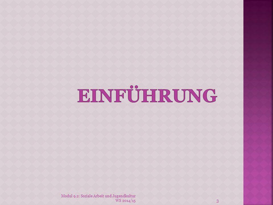 """ eher farbenfroh  fröhliche """"gute Laune -Melodien  Vertreter unter anderem: An Cafe Modul 9.2: Soziale Arbeit und Jugendkultur WS 2014/15 14"""