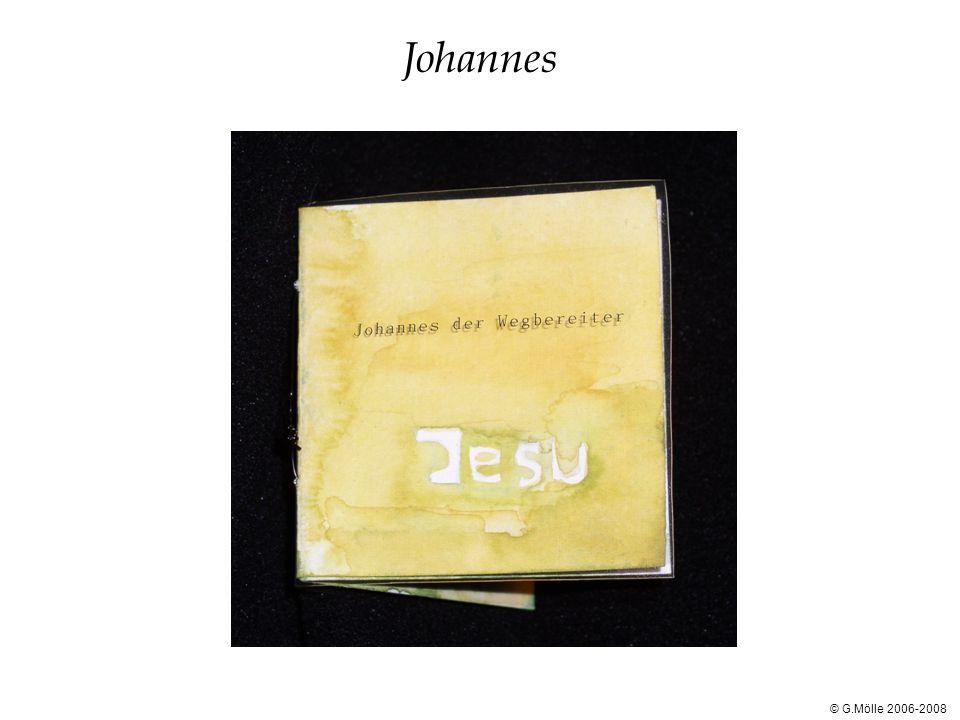 Johannes © G.Mölle 2006-2008