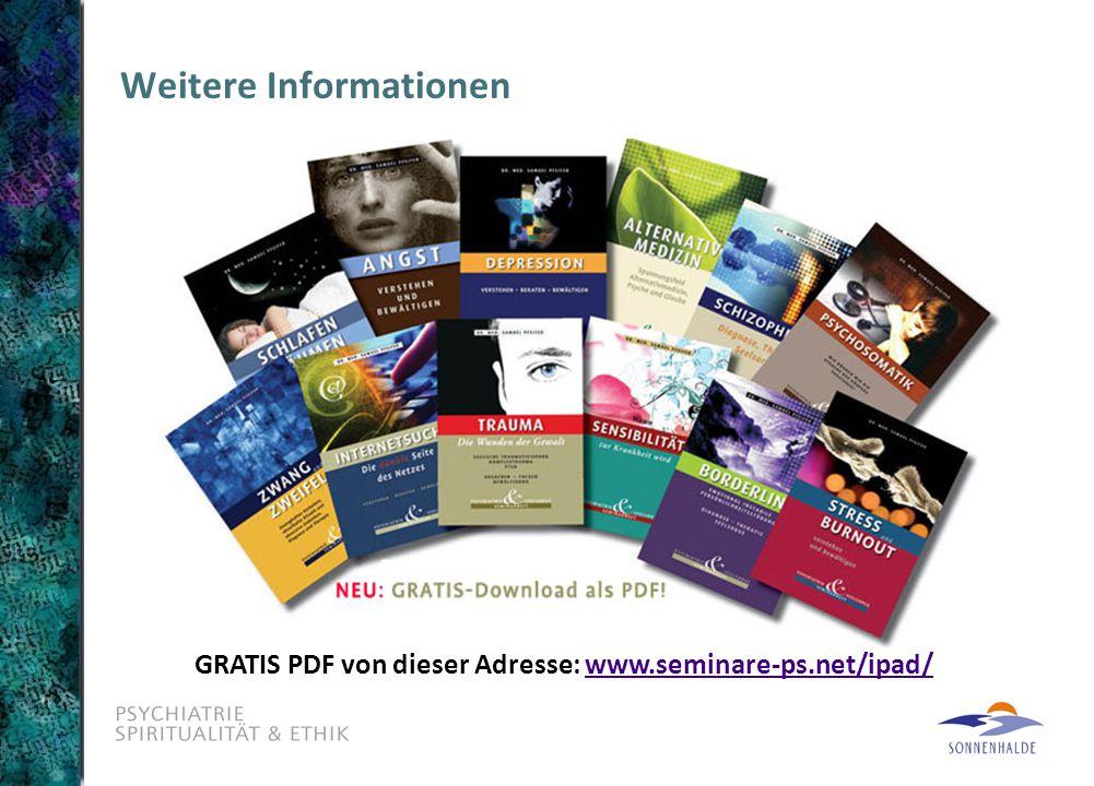 Weitere Informationen GRATIS PDF von dieser Adresse: www.seminare-ps.net/ipad/www.seminare-ps.net/ipad/