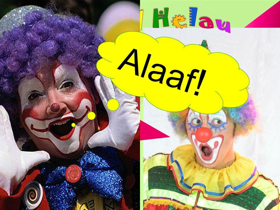 So begrüßen sich Narren und Jecken beim Fasching, Karneval und an Fastnacht. Alaaf !