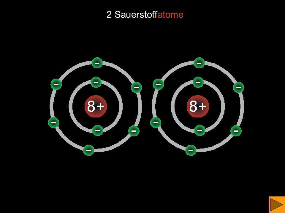 Weil sie ein Elektronenpaar gemeinsam benutzen, spricht man von einer Einfachbindung.