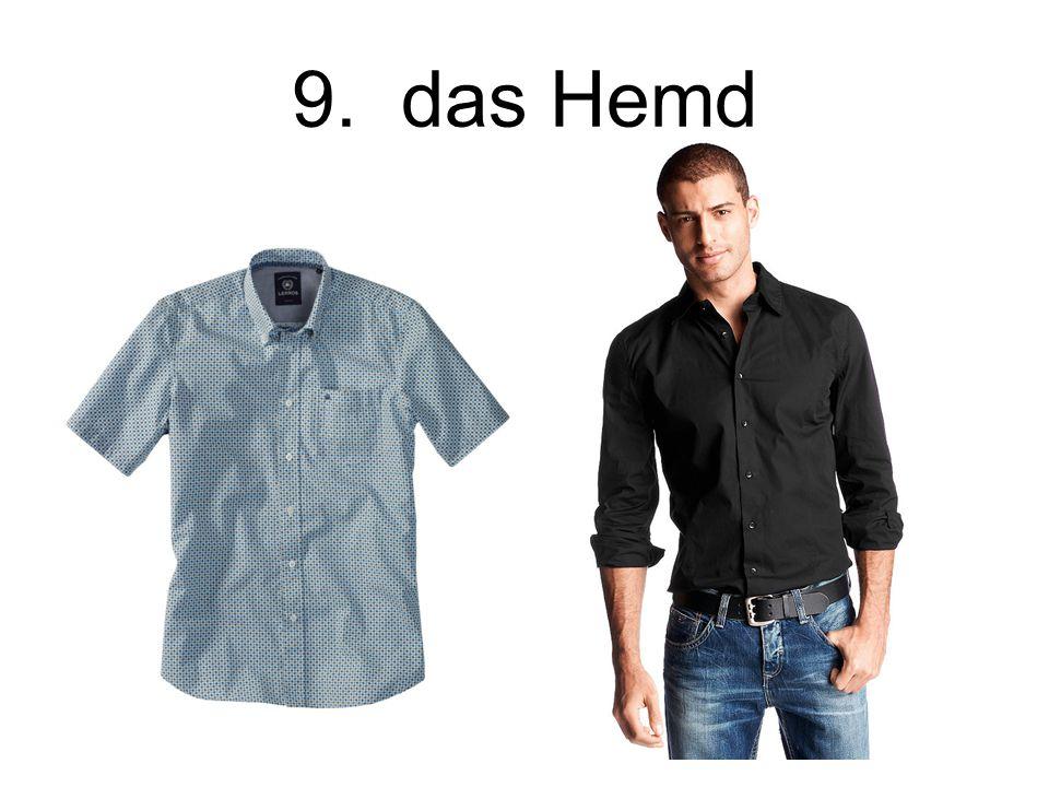 10. die Bluse