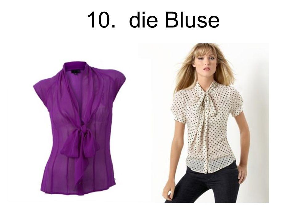 11. das Kleid