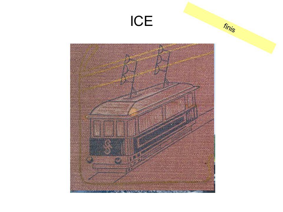 ICE finis