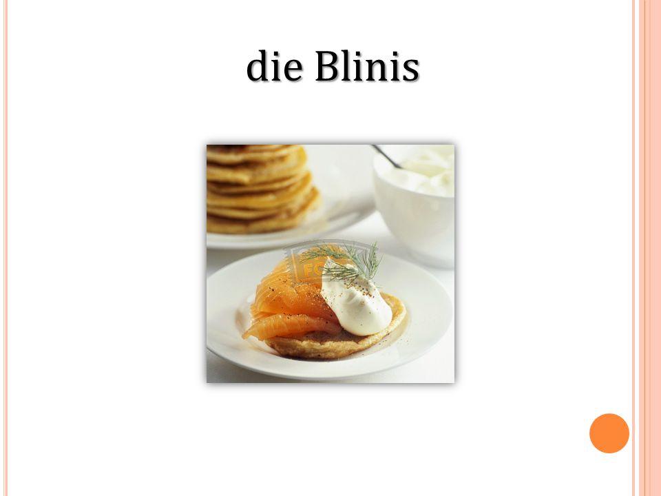 die Blinis