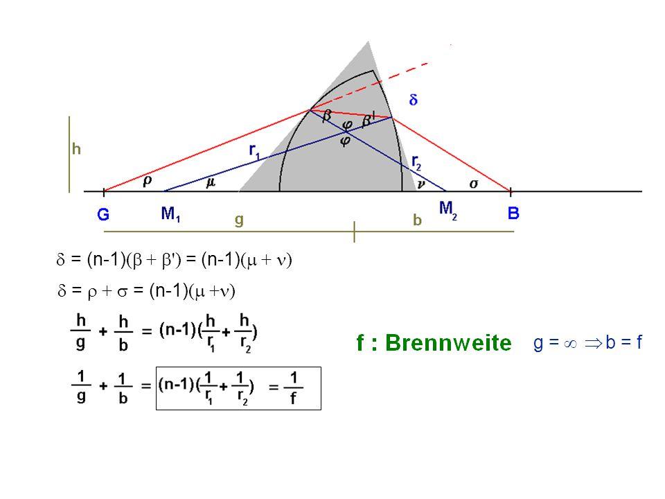  =  +  = (n-1) (  + )  = (n-1) (  +  ') = (n-1) (  + ) g =  b = f