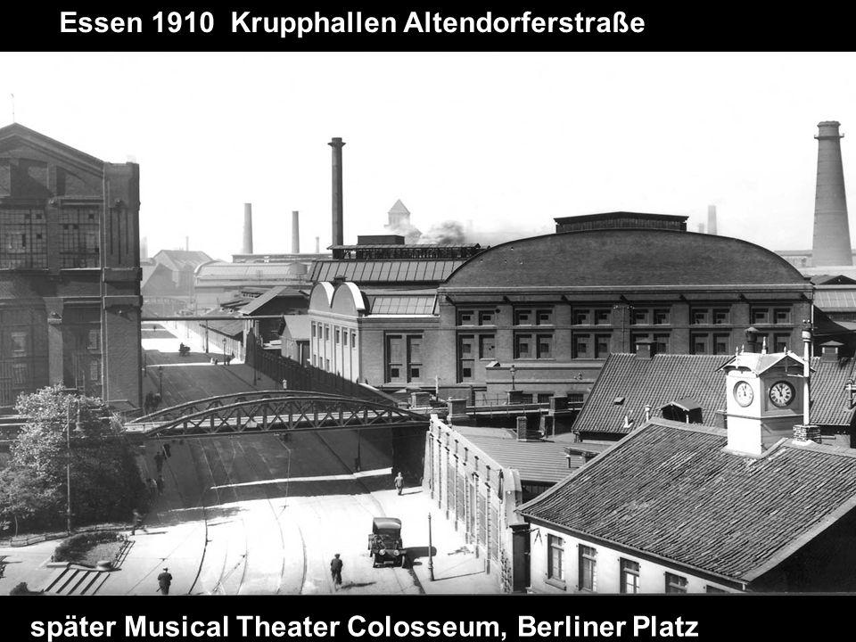 Essen 1911 Zeche Victoria Mathias