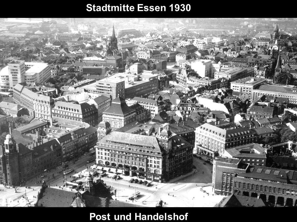 Essen Saalbau 1938