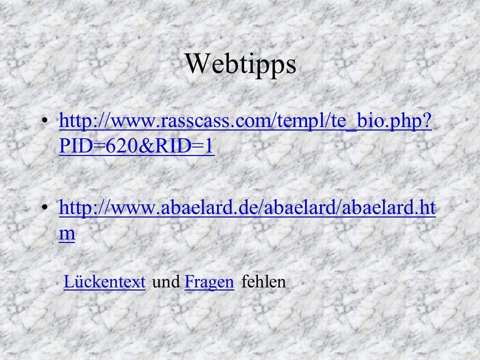 Webtipps http://www.rasscass.com/templ/te_bio.php.