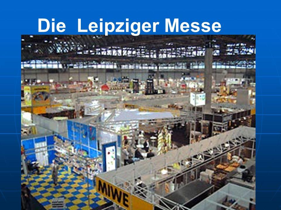 Die Leipziger Messe