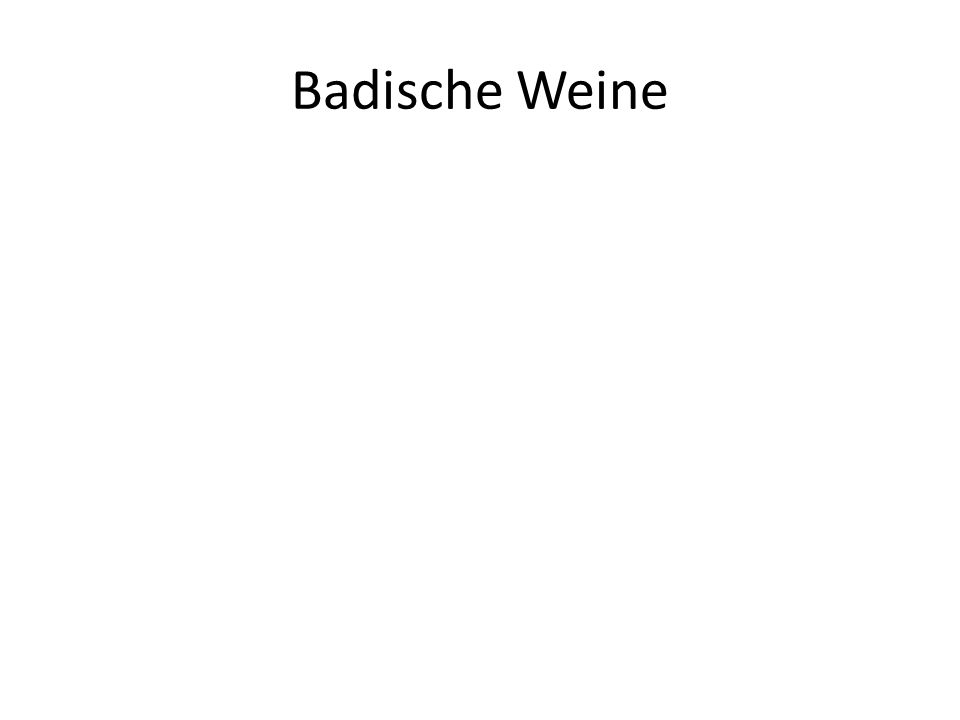 Unsere Rotweine Spätburgunder – 98er Wolfenweiler, trocken – 98er Schwarzer Wolf, trocken – 98er Achkarrer Schlossberg, halbtrocken Grauer Burgunder – 98er Achkarrer, trocken – 98er Jechtinger Eichert, Kabinett, trocken – 1998er Burkheimer Feuerberg, trocken