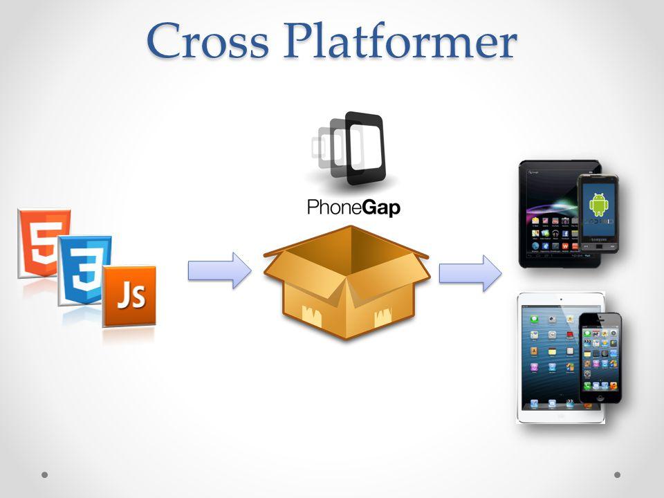 Cross Platformer