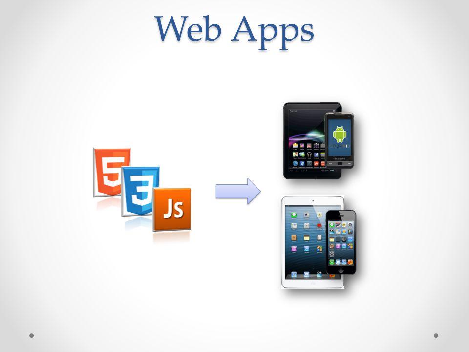 Im Überblick Native AppsCross PlatformerWebApps AppStore (Apple) SprachenObjective-C, Java HTML, CSS, JavaScript Entwicklungsaufwandmehrfacheinmal HardwareMac (iPhone, iPad) PC Mac (iPhone, iPad) PC egal