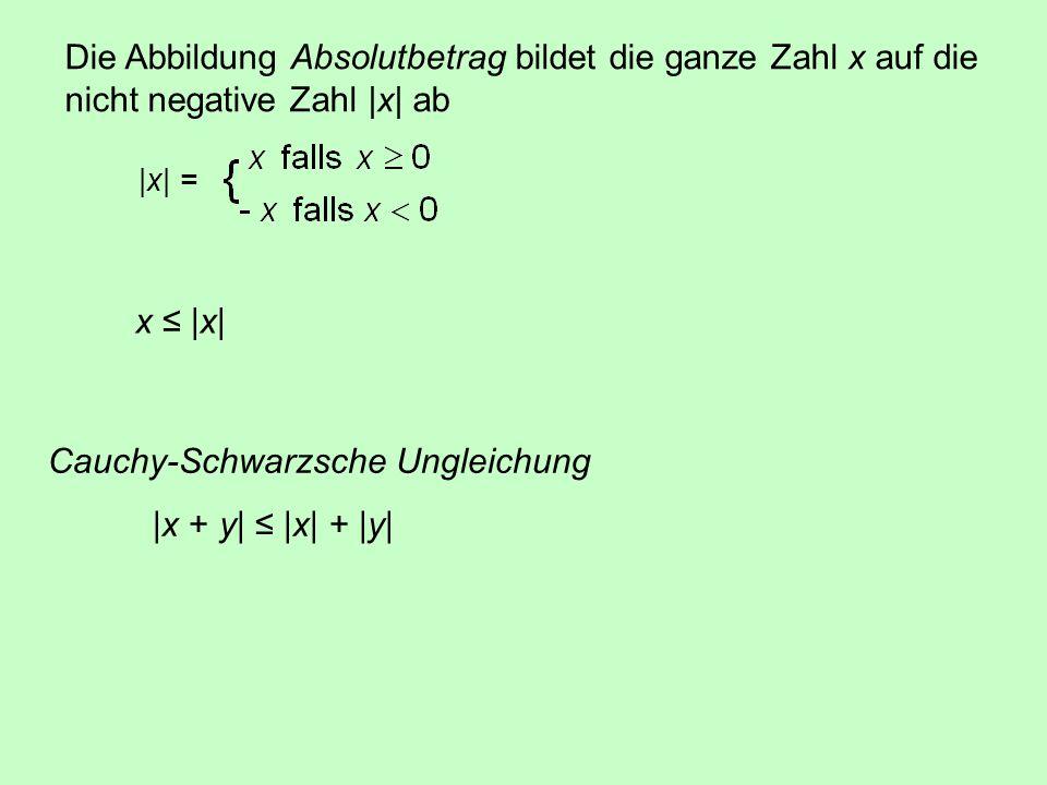 Die natürlichen Zahlen sind zwar abgeschlossen unter Addition und Multiplikation, denn für n, m   ist (n + m)   und (n  m)  .