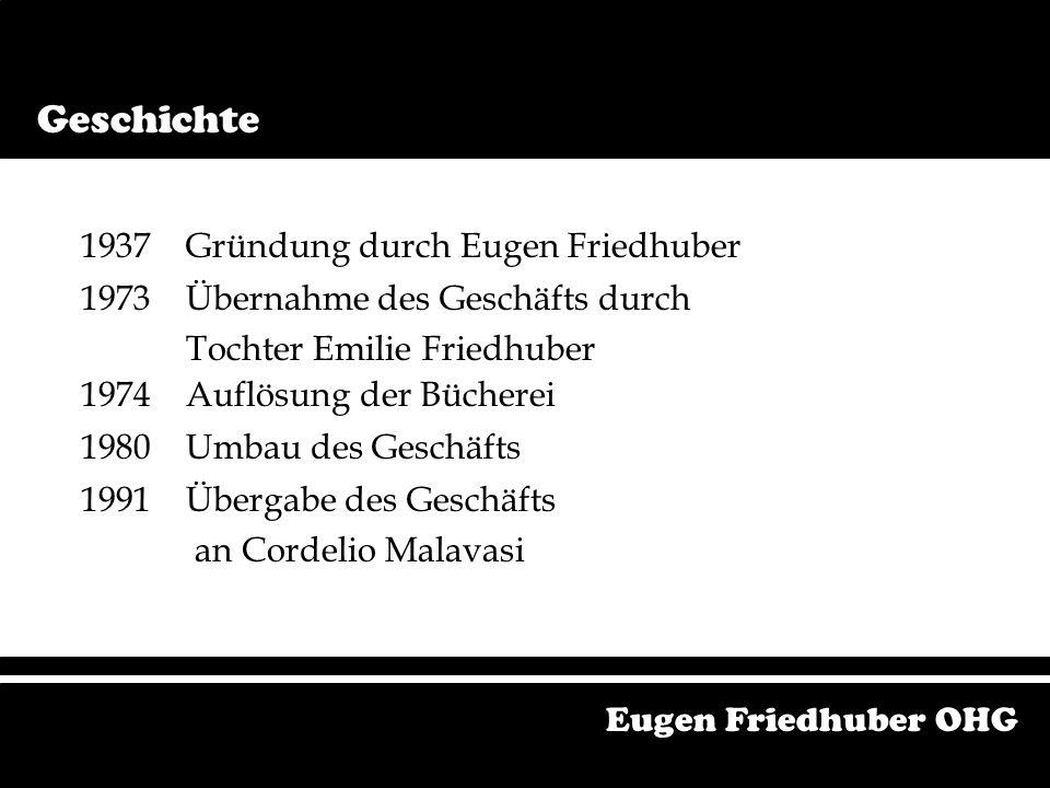 Eugen Friedhuber OHG Buchhandlung an der Ringstraße Verleger des Welser und Linzer Stadtplanes Online-Shop auf www.friedhuber.atwww.friedhuber.at Euge