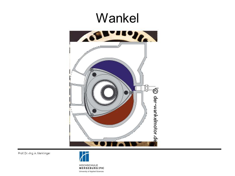 Prof. Dr.-Ing. A. Merklinger Wankel